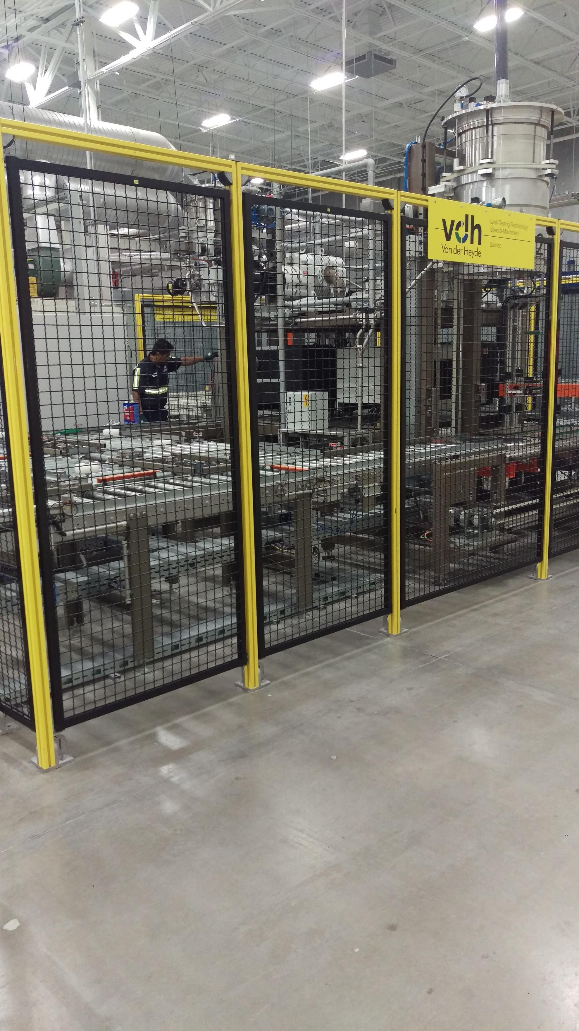 Equipment Enclosure